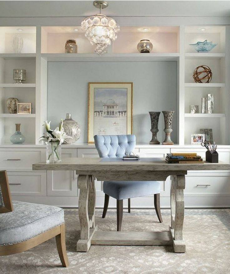 Light Blue And White Living Space by Live Fabulous Living-room Minimalistic | Interior Design Photos & Ideas