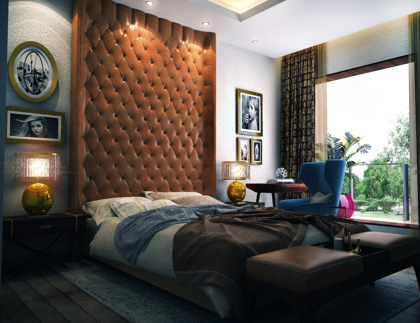 Sweet dreams and good mornings by Narendra Contemporary | Interior Design Photos & Ideas