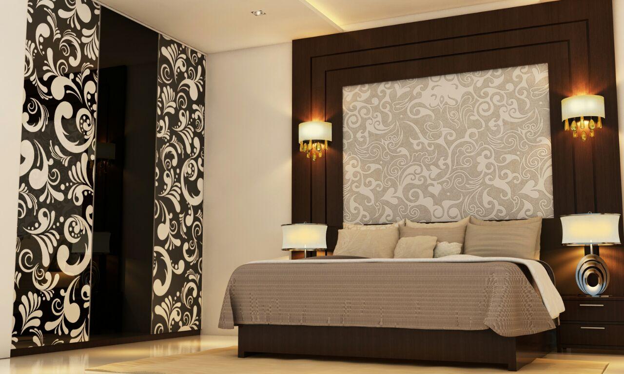 Royal Bedroom by Shweta Gulashan Sharma Modern | Interior Design Photos & Ideas