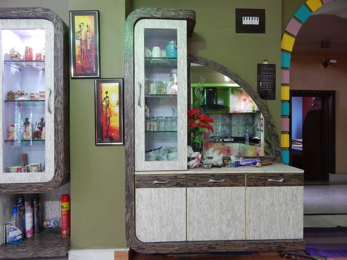 Living Woody Dresser by Manik Chowdhury Contemporary | Interior Design Photos & Ideas