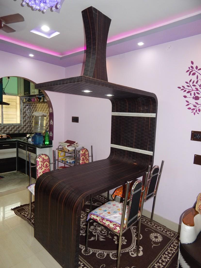 Fine Dine by Manik Chowdhury Dining-room Contemporary | Interior Design Photos & Ideas