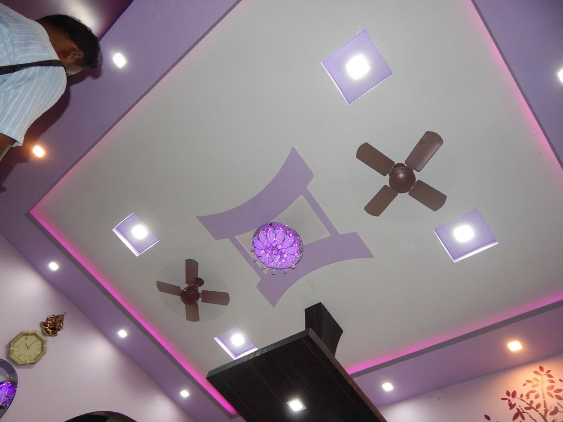 The Purple Roof by Manik Chowdhury Living-room Contemporary | Interior Design Photos & Ideas