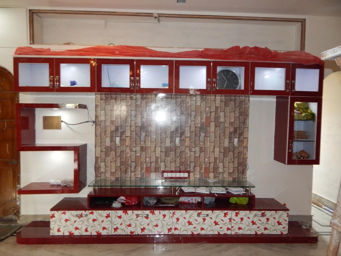 Wooden Dresser by Manik Chowdhury Contemporary | Interior Design Photos & Ideas