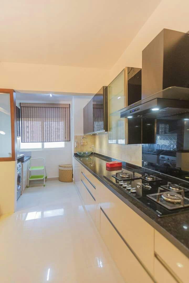 Vibrant Kitchen by Kishore Modern | Interior Design Photos & Ideas