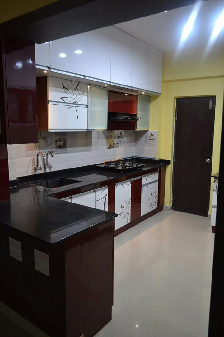 Modular Kitchen by Kishore
