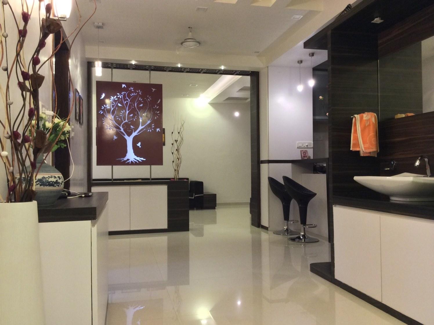 Intricate Patterns by Vatsal Hadvani Indoor-spaces Contemporary   Interior Design Photos & Ideas