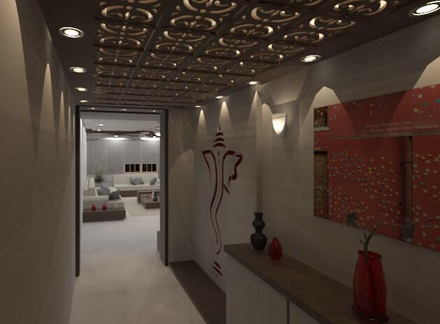Lights And Shades by Vatsal Hadvani Indoor-spaces Modern | Interior Design Photos & Ideas