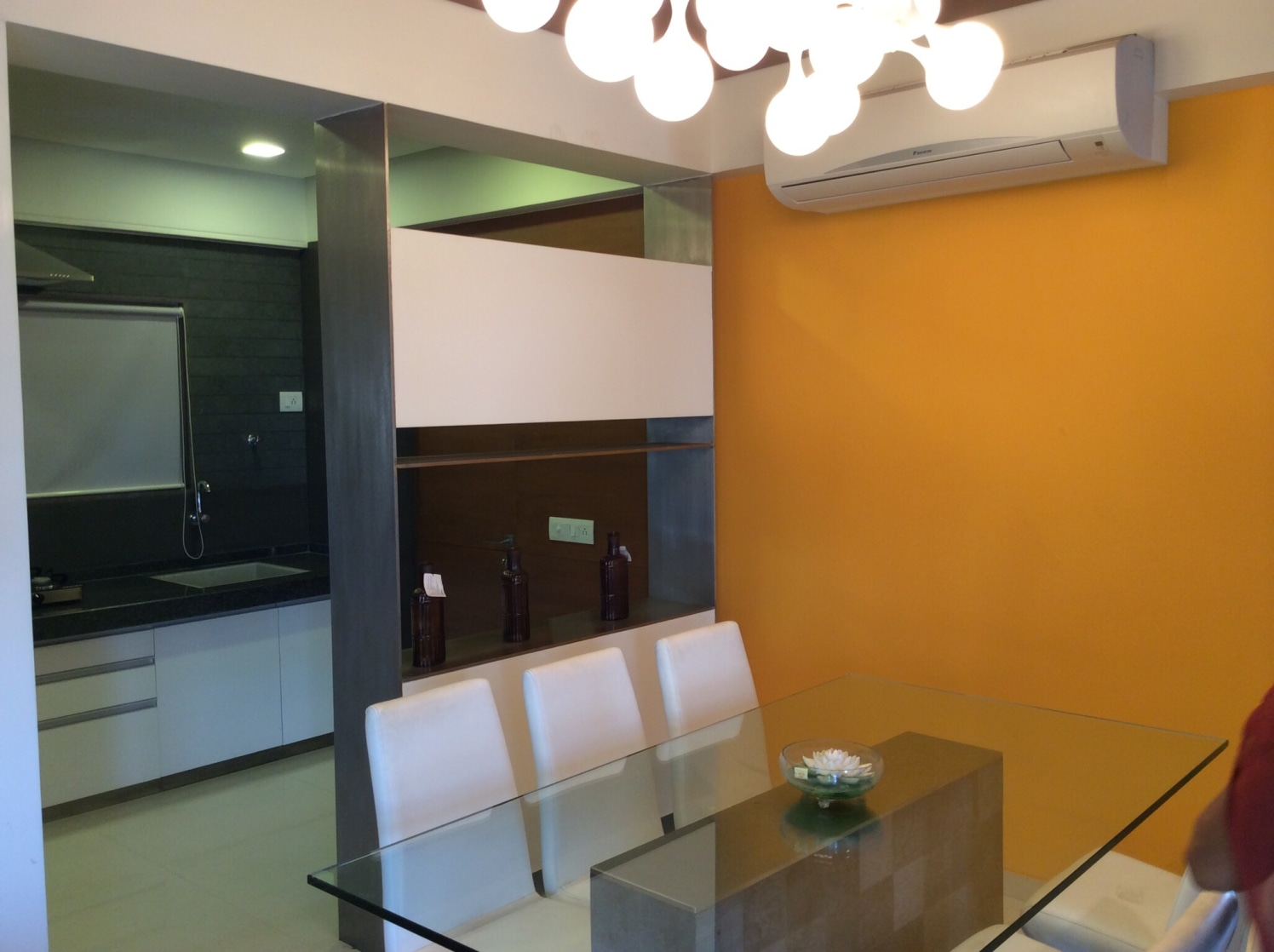 Dine In Style by Vatsal Hadvani Dining-room Modern | Interior Design Photos & Ideas