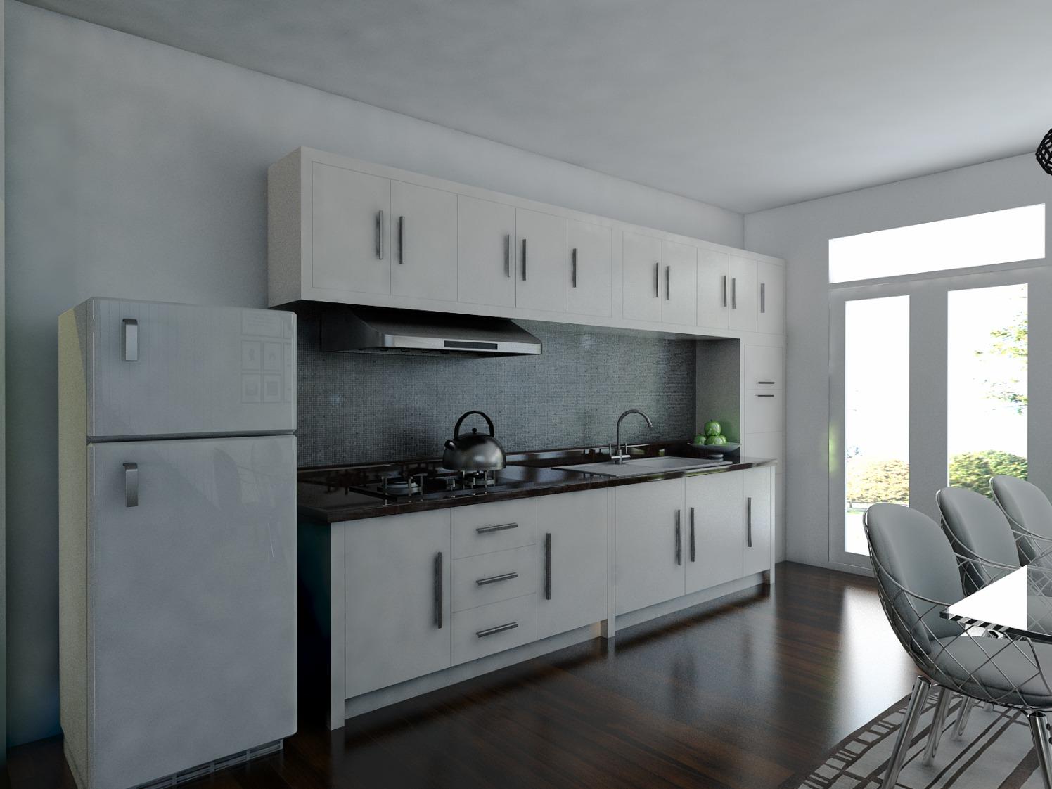 Blended White by hardik vartak Modern | Interior Design Photos & Ideas