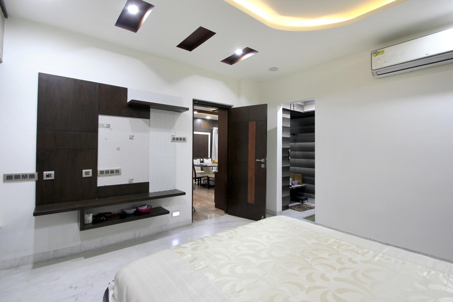 The White Heaven by Usha Kiran Modern | Interior Design Photos & Ideas