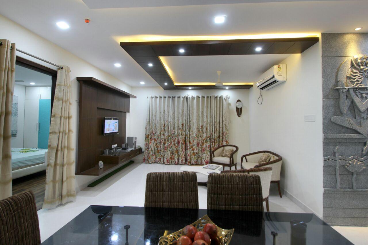 Simplistically Exquisite by Usha Kiran Modern | Interior Design Photos & Ideas
