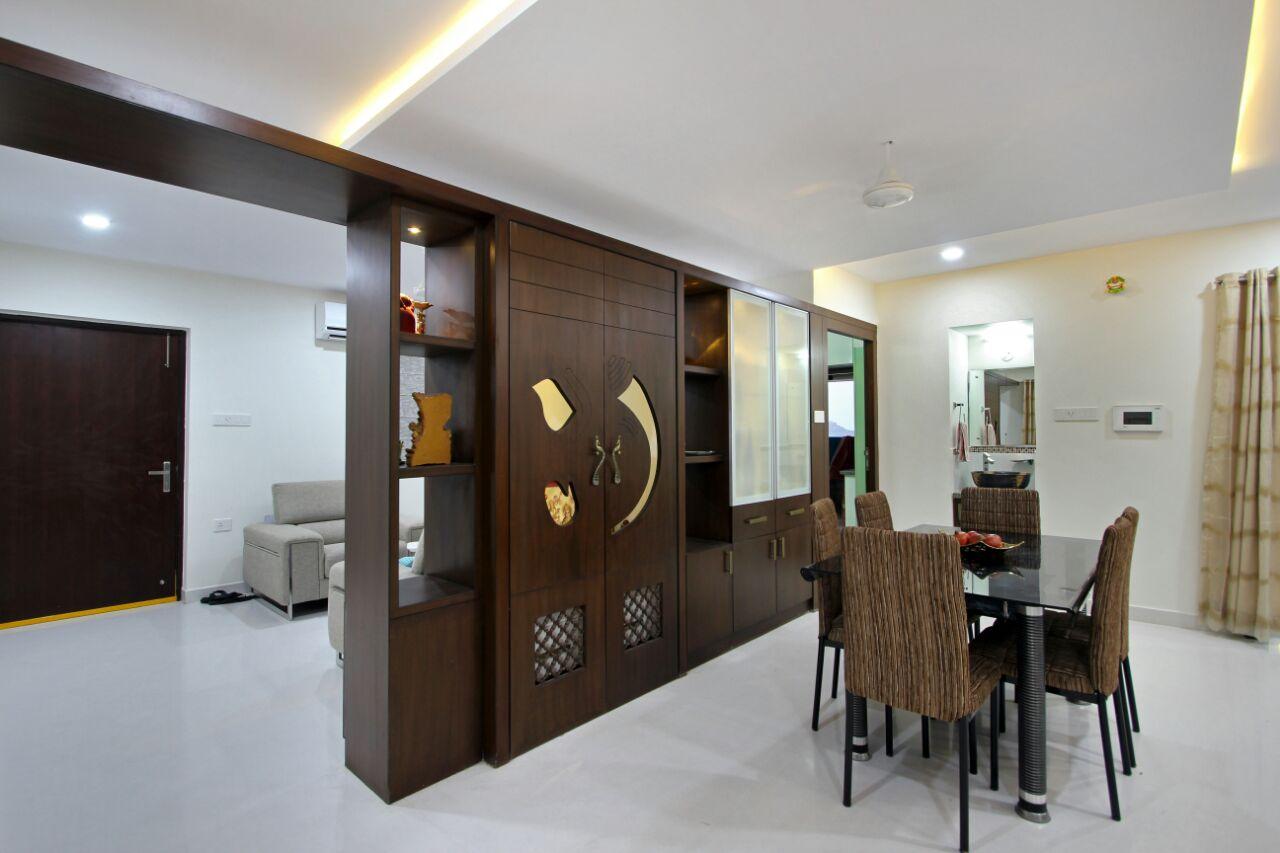 Whimsical walls by Usha Kiran Modern   Interior Design Photos & Ideas