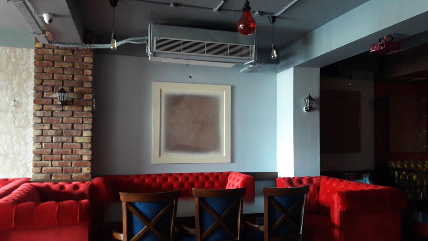 Cherry Red by Arbab Ali Contemporary | Interior Design Photos & Ideas