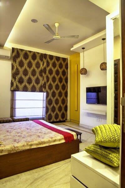 Guest room by Mahesh Shivaji Bhoskar