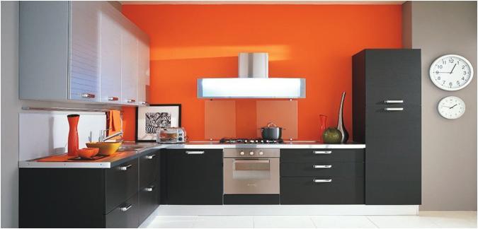 Contemporary Modular Kitchen. by Amarjit Singh Modular-kitchen Contemporary | Interior Design Photos & Ideas