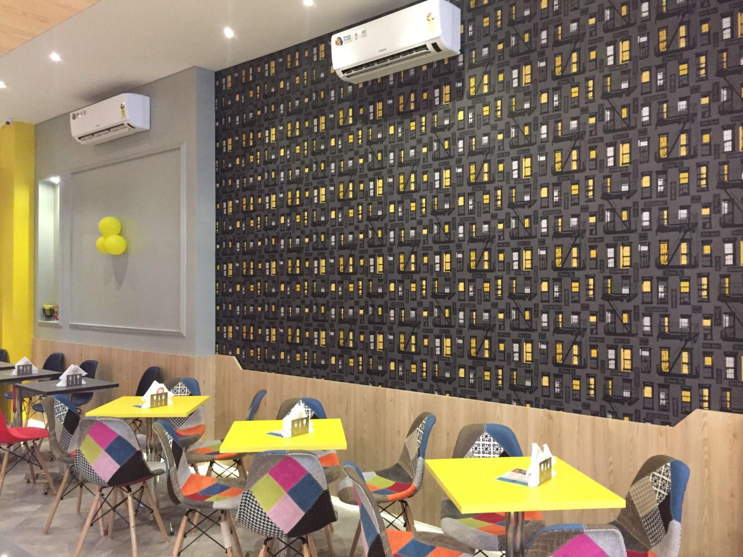 Yellow Punch by Pragati Interior@ Modern | Interior Design Photos & Ideas