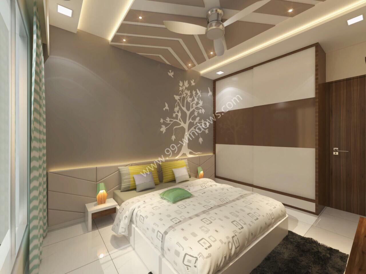 Walls of Calm by 99 Windows Modern | Interior Design Photos & Ideas