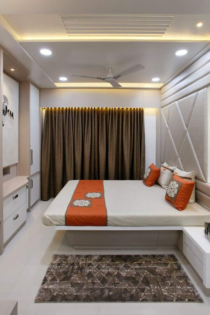 Spaceship Room by Vinay Lawand Contemporary | Interior Design Photos & Ideas