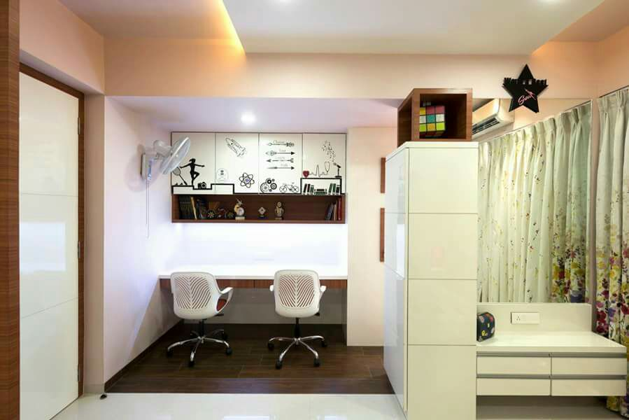 Study Room by Vinay Lawand
