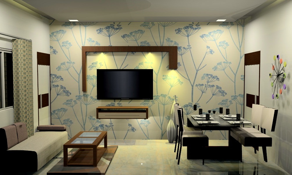 Let It Be by Aishwarya Sagar Kadam Modern | Interior Design Photos & Ideas