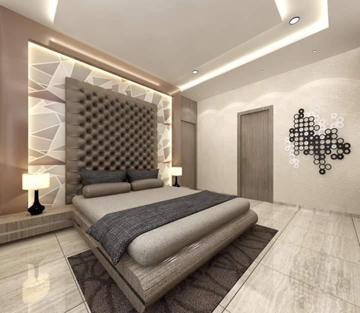 Dream on by Aishwarya Sagar Kadam Bedroom Contemporary | Interior Design Photos & Ideas