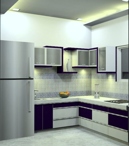 Soul Kitchen by Aishwarya Sagar Kadam Modular-kitchen Contemporary | Interior Design Photos & Ideas
