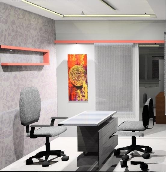 The one-on-one by Aishwarya Sagar Kadam Minimalistic | Interior Design Photos & Ideas