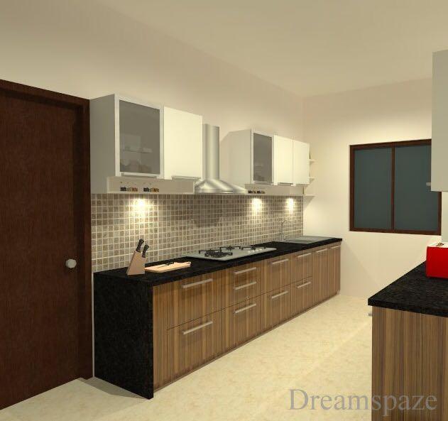 Modern Kitchen by Jheeva Modern | Interior Design Photos & Ideas