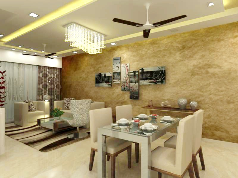 Dining Room by Rupali Naik Modern | Interior Design Photos & Ideas