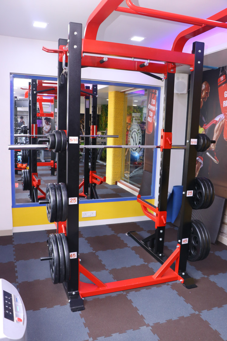 Gym by Rupali Naik Modern | Interior Design Photos & Ideas