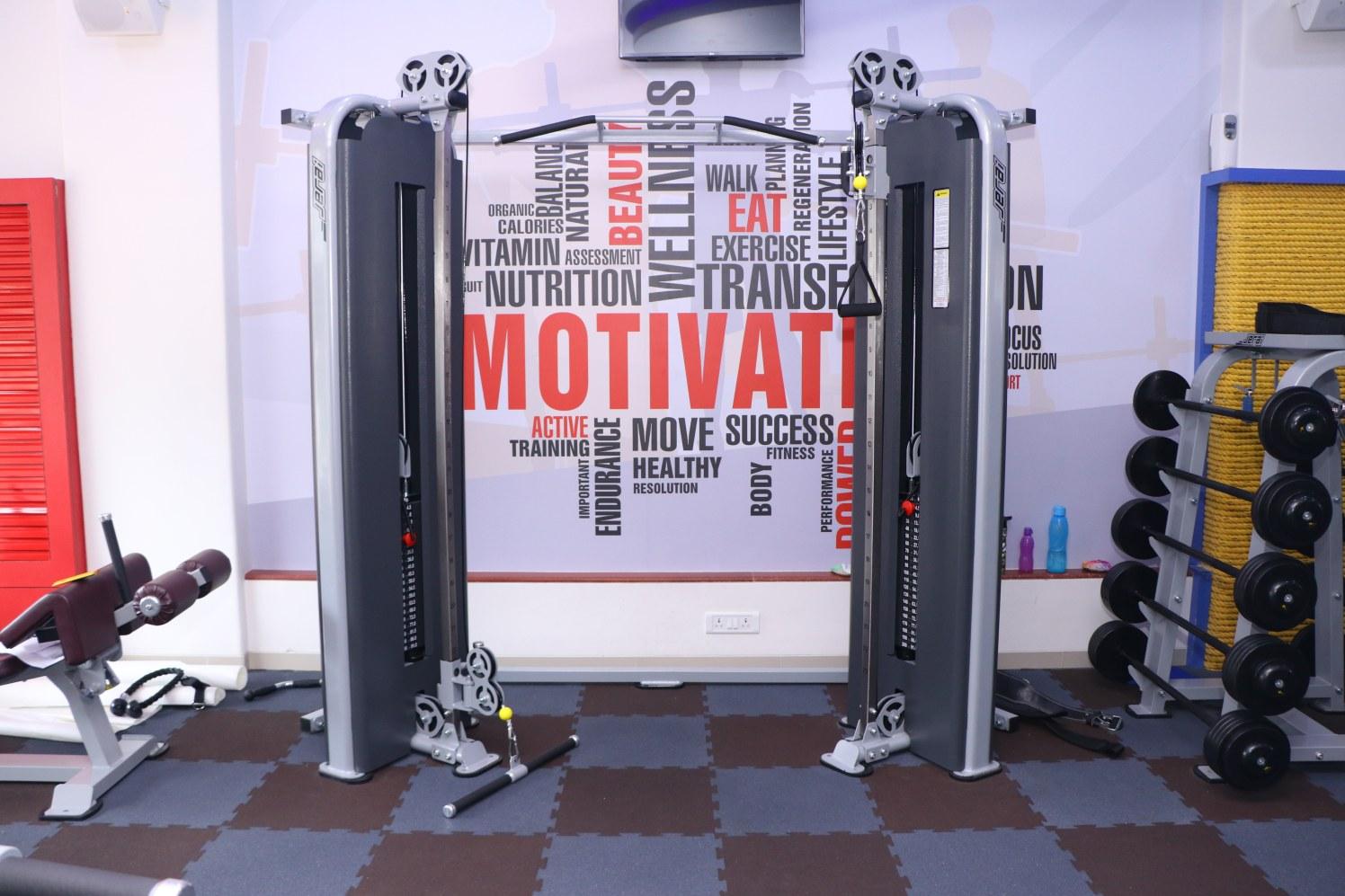 Gym by Rupali Naik Modern | Interior Design Photos & Ideas