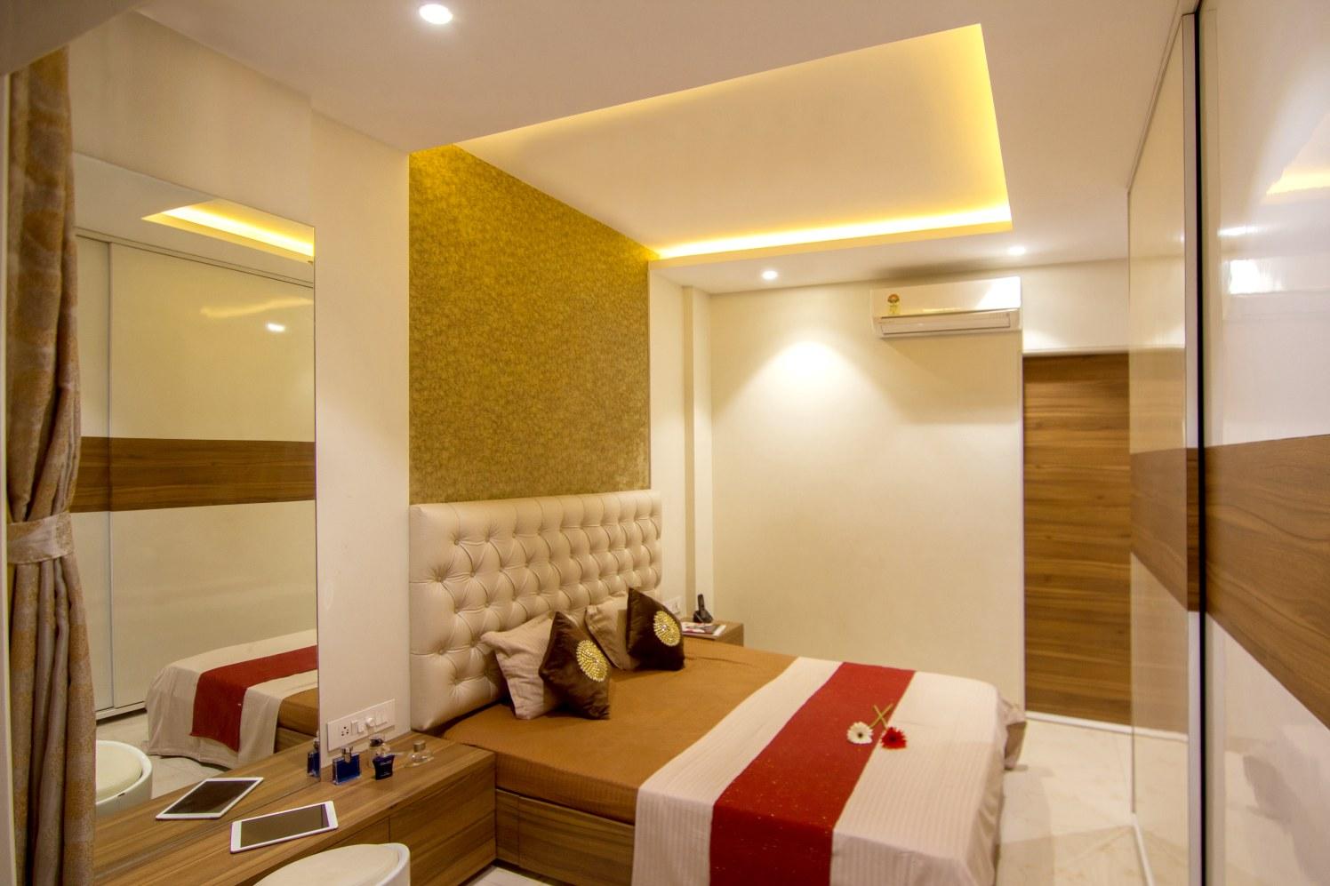 Bedroom by Rupali Naik Modern | Interior Design Photos & Ideas