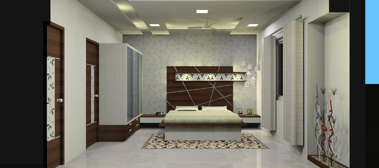 Bedroom that matches your style by Kumar Ajad Contemporary   Interior Design Photos & Ideas