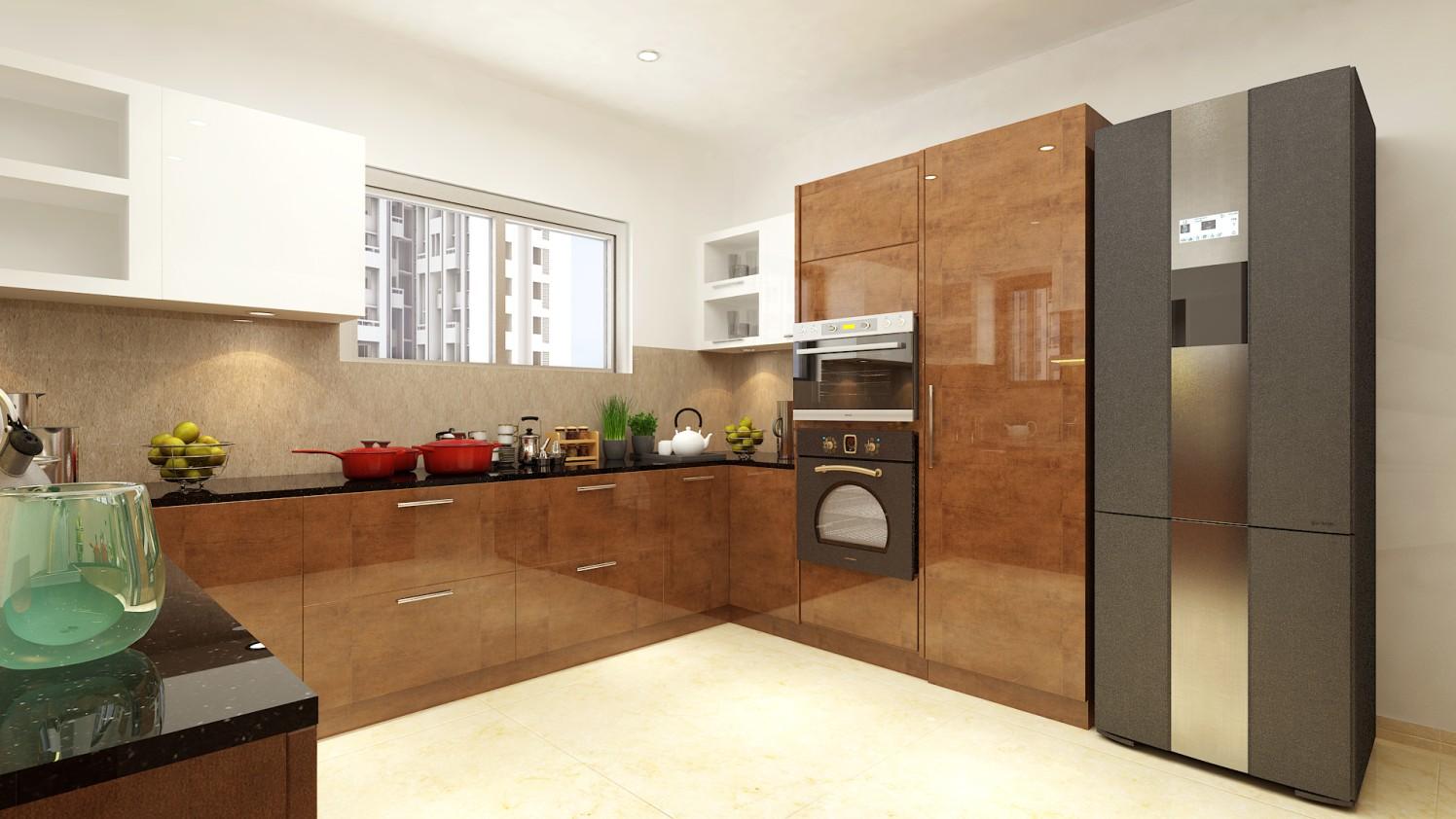 Chef's in the Kitchen by Suresh Babu Modern | Interior Design Photos & Ideas
