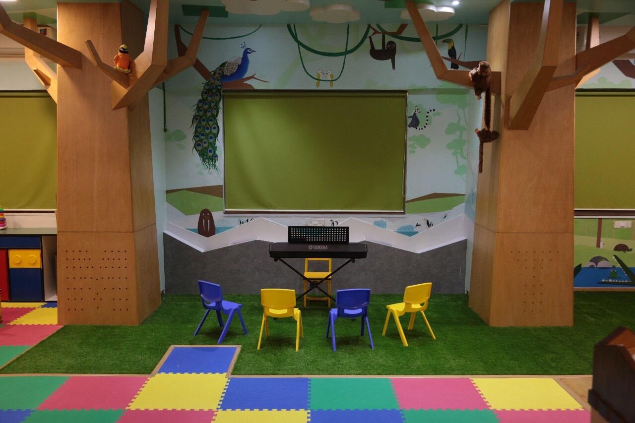 Music  Room by Tanuj Thomas   Interior Design Photos & Ideas