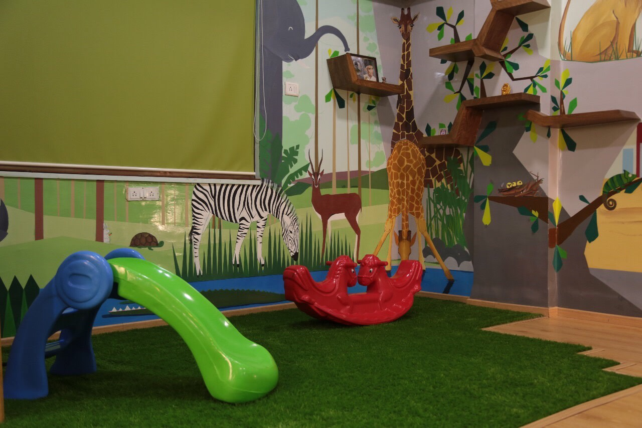 Kid's Play Room by Tanuj Thomas | Interior Design Photos & Ideas
