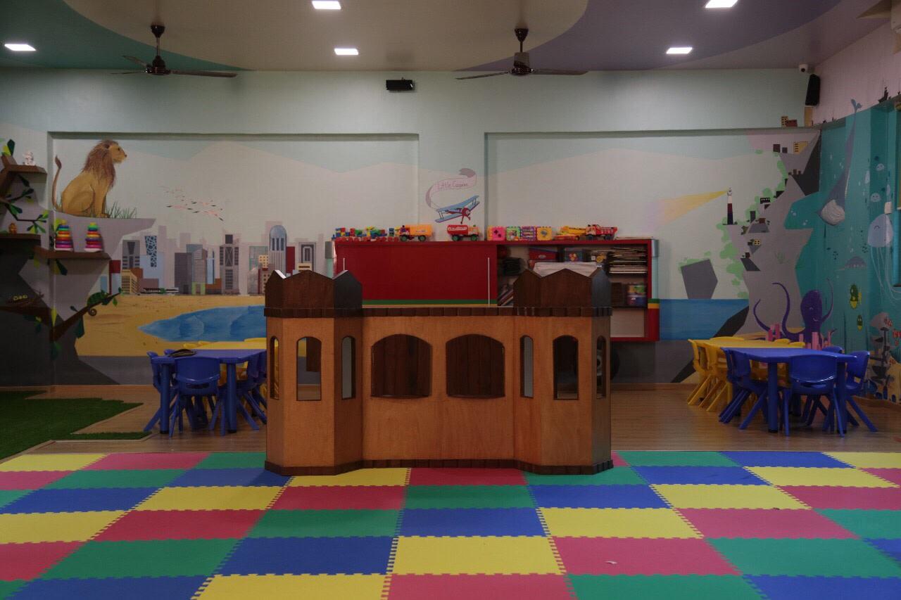 Children's Play Room by Tanuj Thomas | Interior Design Photos & Ideas