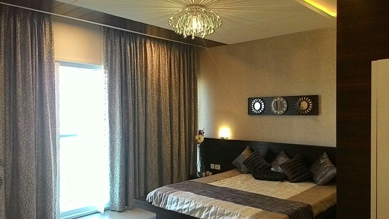 Contemporary bedroom space by Dilip Kumar GM Bedroom Contemporary | Interior Design Photos & Ideas