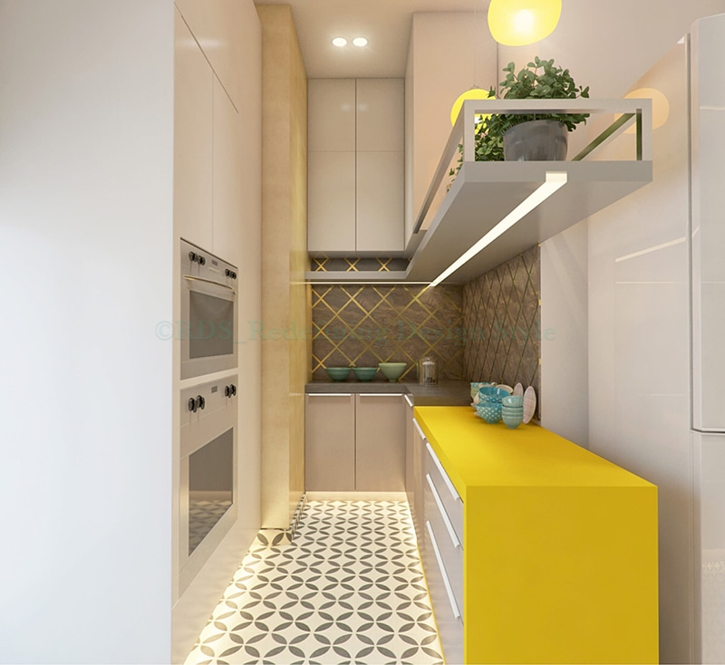 sunshine slab by Shweta Makwana Contemporary | Interior Design Photos & Ideas