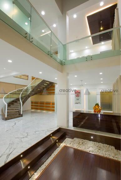 Hallways by Creative Architects and Interiors Contemporary   Interior Design Photos & Ideas