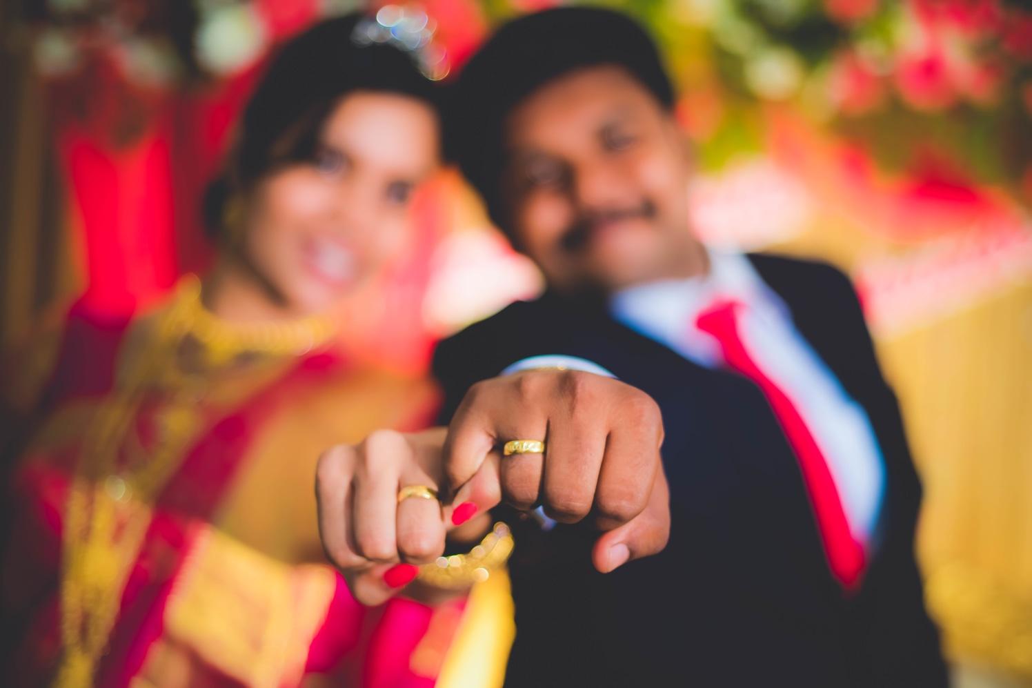 Ring Shot by Karthik Wedding-photography | Weddings Photos & Ideas