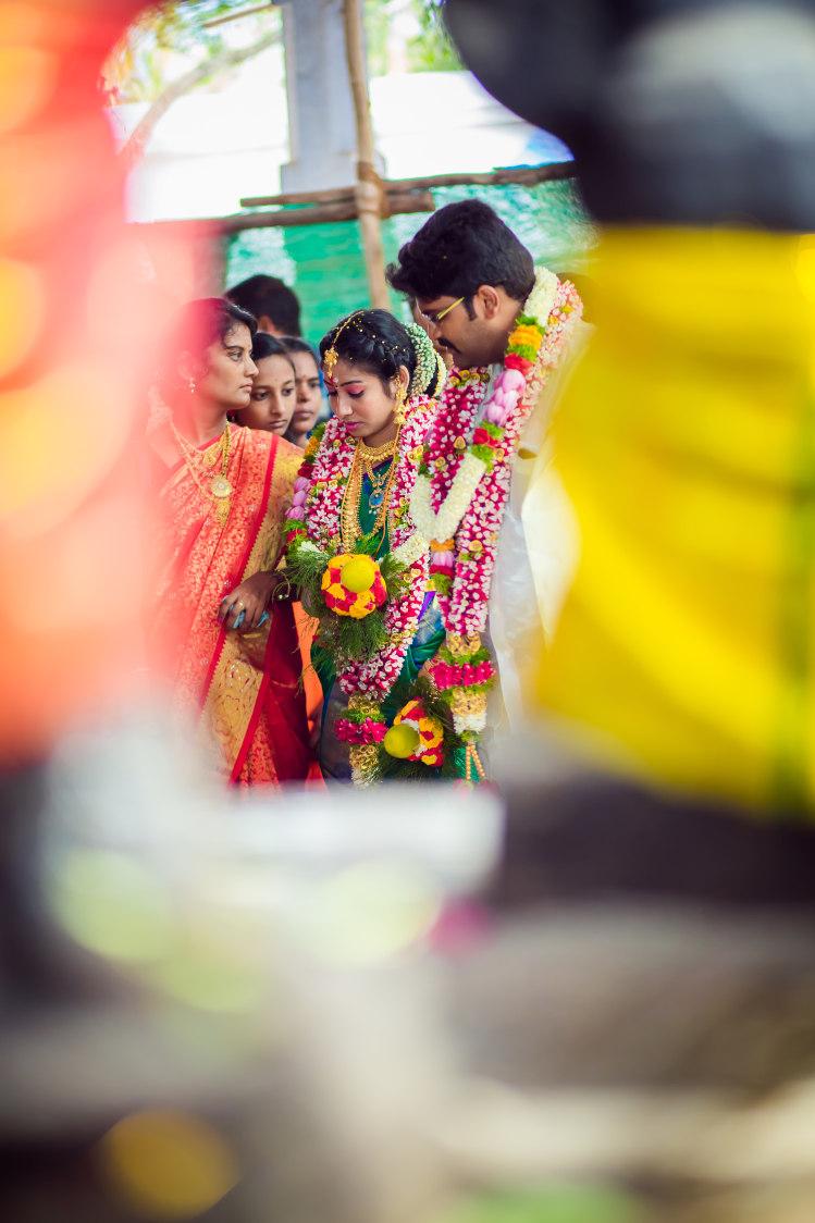 Bride and Groom by Karthik Wedding-photography | Weddings Photos & Ideas