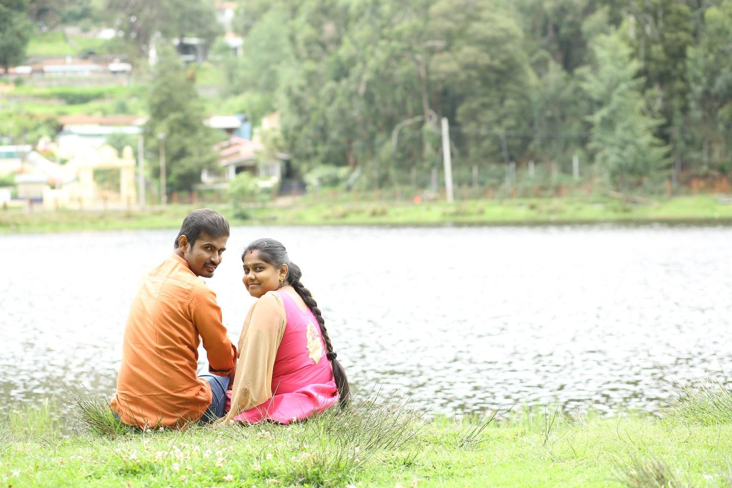Pre-Wedding Shoot by Karthik Wedding-photography | Weddings Photos & Ideas
