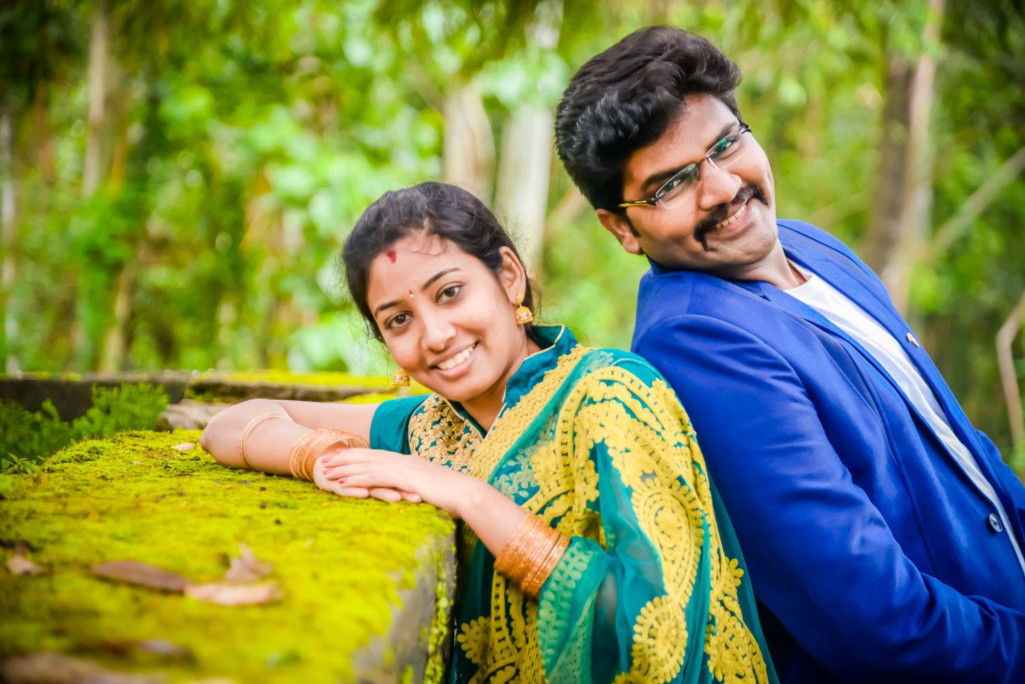 Romantic Pre-Wedding Shoot by Karthik Wedding-photography | Weddings Photos & Ideas