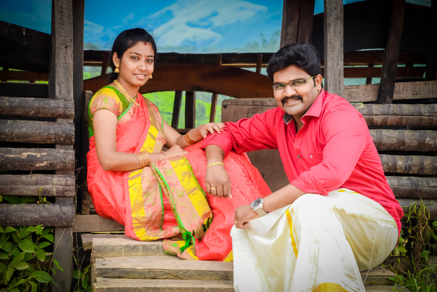 Pre-Wedding Shoot by Karthik Wedding-photography | Weddings Photos & Ideas
