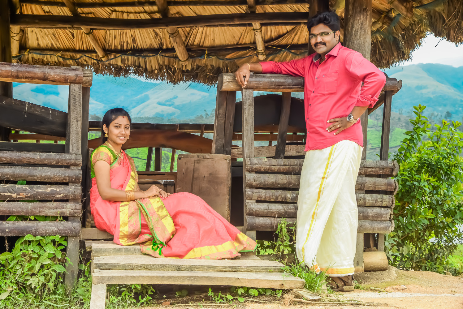 Beautiful  Pre-Wedding Shoot Location by Karthik Wedding-photography | Weddings Photos & Ideas