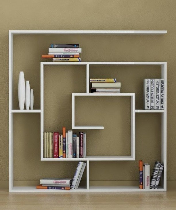 Maze Shelf by City Homes