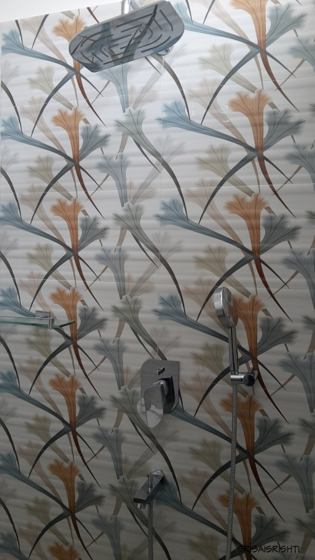 Floral Bath by srisaisrishti Contemporary | Interior Design Photos & Ideas