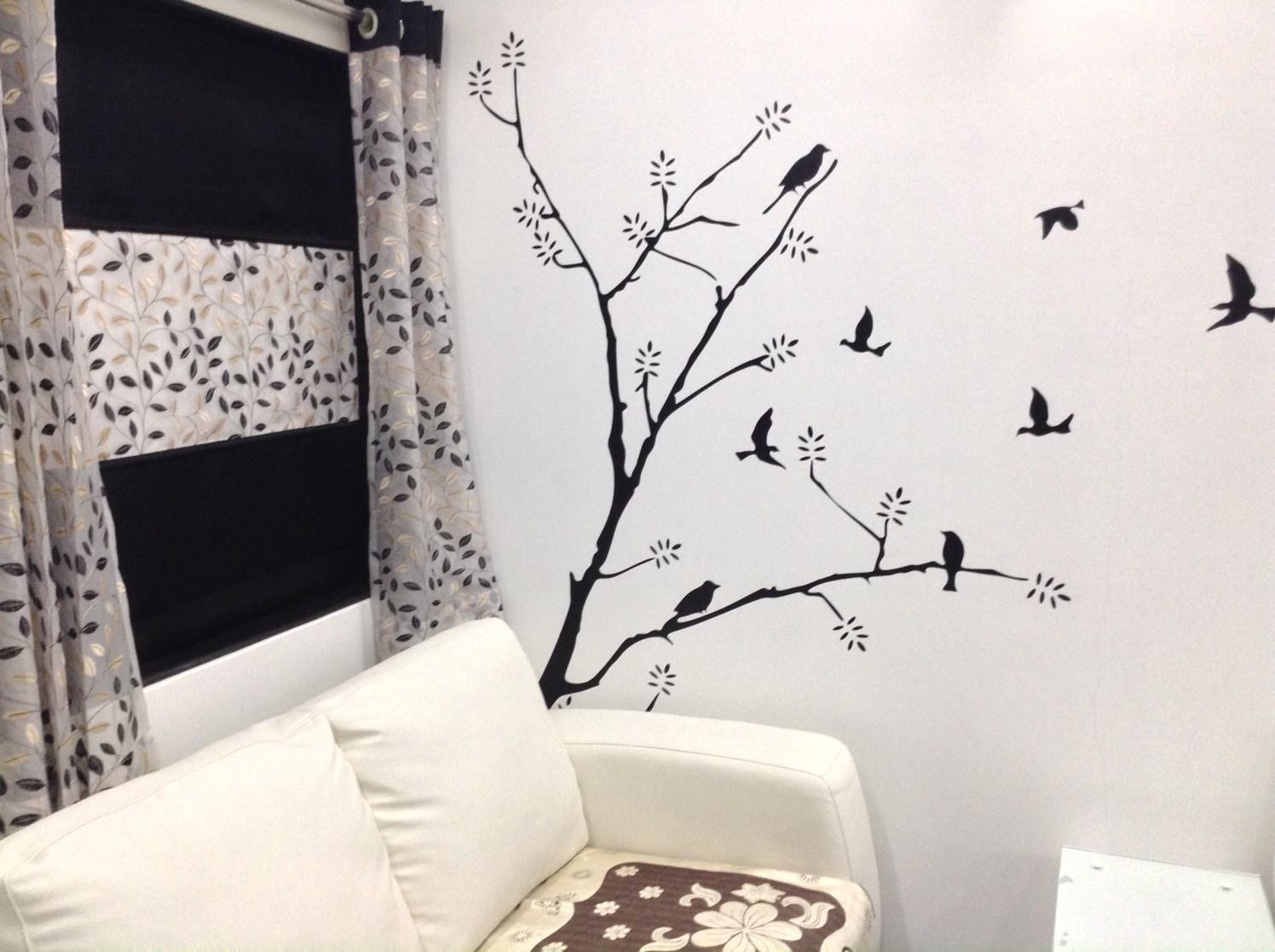 Nature Delight by Siddhant Ashtekar Living-room Contemporary | Interior Design Photos & Ideas