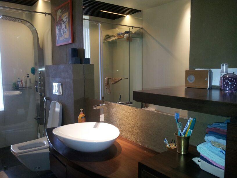 Bathroom! by Nikhil Bathroom Modern | Interior Design Photos & Ideas